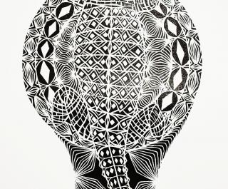 Kodal Dreaming A print by artist Samuel Savage.
